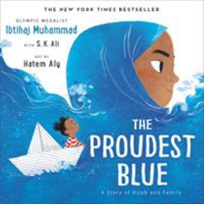 The proudest blue : a sto...