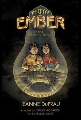 The city of Ember : the g...