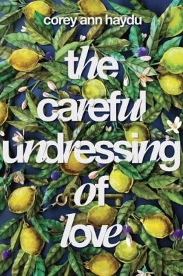 The careful undressing of...