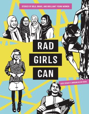 Rad girls can : stories o...