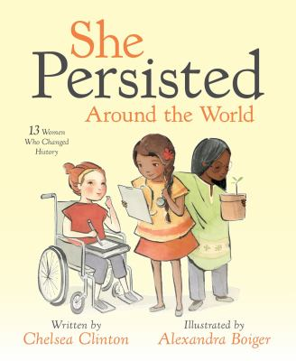 She persisted around the ...