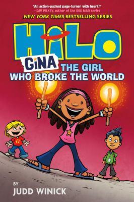 Hilo. Book 7, Gina, the g...