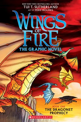 Wings of fire. Book one, ...