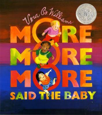 """More, more, more,&q..."