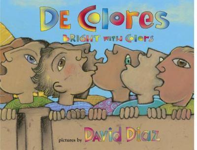 De colores = Bright with ...