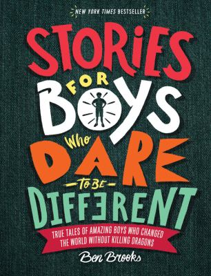Stories for boys who dare...