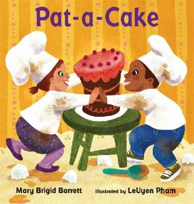 Pat-a-cake [board book]
