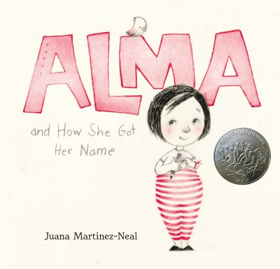 Alma and how she got her ...