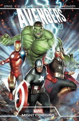 Avengers : mighty origins