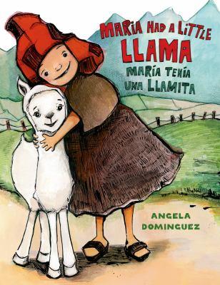 Maria had a little llama ...