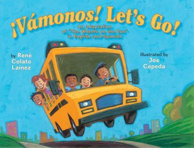 Vamonos! = Let's go!