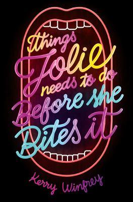 Things Jolie Needs to do ...