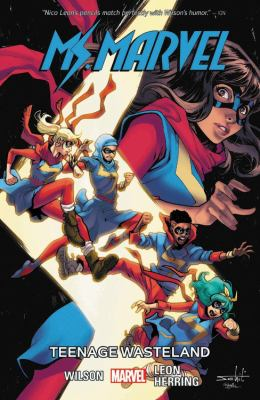 Ms. Marvel. Vol. 09, Teen...