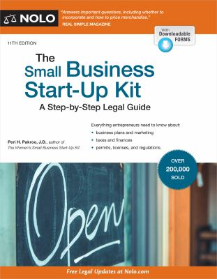 The small business start-...