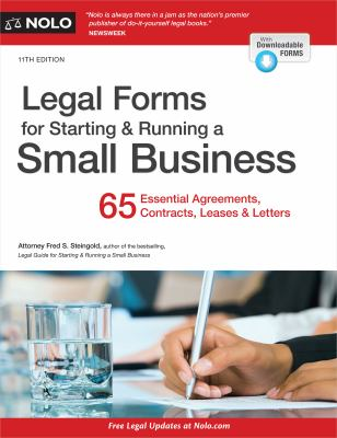 Legal forms for starting ...