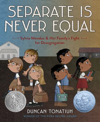 Separate is never equal :...