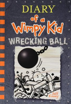 Diary of a wimpy kid : wr...