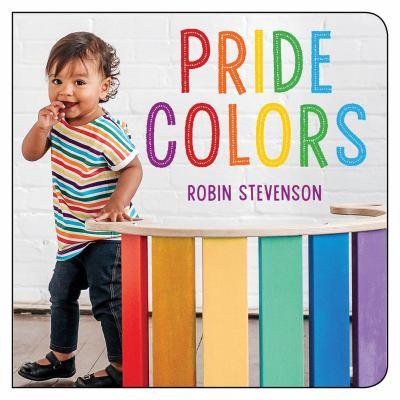 Pride colors [board book]