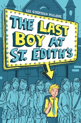 The last boy at St. Edith...