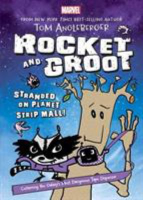 Rocket and Groot : strand...
