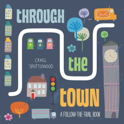 Through the town [board b...