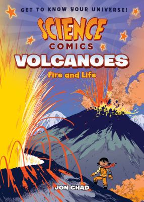 Volcanoes : fire and life