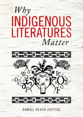 Why Indigenous literature...