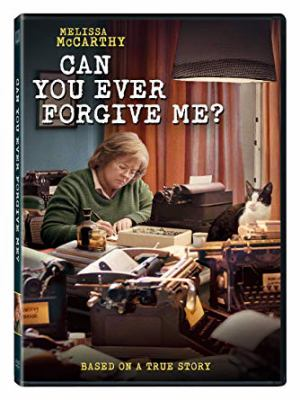 Can you ever forgive me? ...