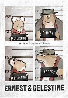 Ernest & Celestine [DVD]
