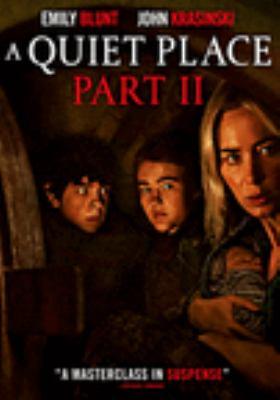 A quiet place. Part II [DVD]