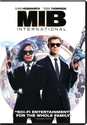 Men in black. Internation...