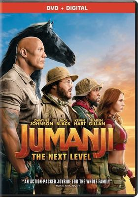 Jumanji: the next level [...