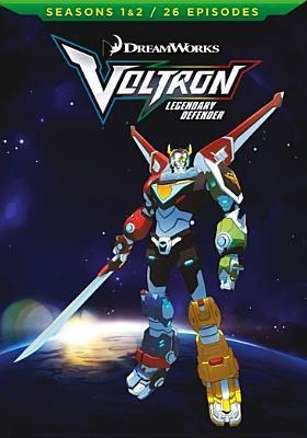 Voltron, legendary defend...