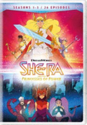 She-Ra and the Princesses...