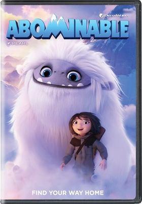 Abominable [DVD+Blu-ray]