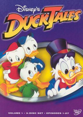 Ducktales. Volume 1 (Epis...