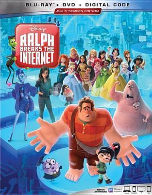 Ralph breaks the internet...