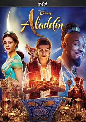 Aladdin (2019 version) [DVD]