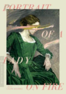 Portrait of a lady on fir...