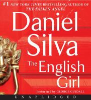 The English Girl  (Narrator: George Guidall) cover