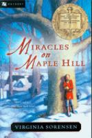 Miracles on Maple Hill cover