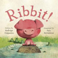 Ribbit! cover