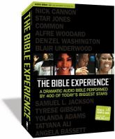 2007:  The Bible Experience: New Testament cover