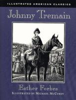 Johnny Tremain cover