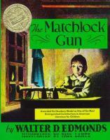 The Matchlock Gun cover