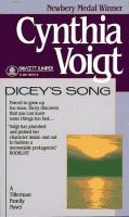 Dicey's Song cover
