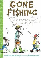 Gone Fishing: A Novel in Verse cover