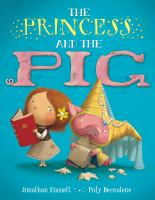 The princess and the pig cover
