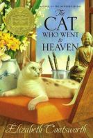 The Cat Who Went to Heaven cover