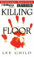 Killing Floor  (Narrator: Dick Hill)  cover